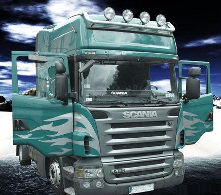 SCANIA R , 2005 - 2009