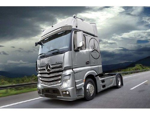 ACTROS mp 4