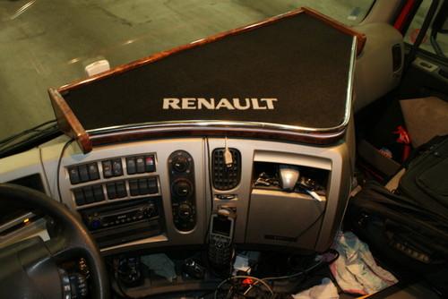 Dashboardtafel RENAULT
