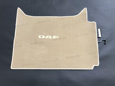 OP is OP Tunnelmat DAF XF EURO 6 BEIGE 2012 t/m 2017