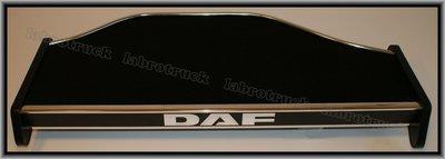 Dashboardtafel DAF 85,95 CF (midden)  ZWART  t/m 2016