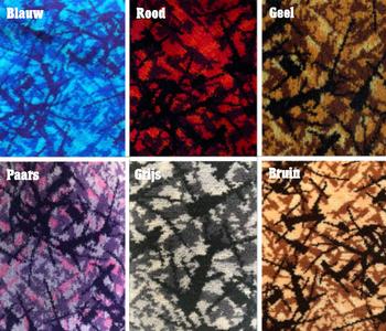 Tunnelhoes met DEENSE stof  RENAULT T (hoge tunnel) Labro Serie