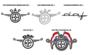 Stoelhoezen DAF 105 XF Combinatie PATROON 1 (_